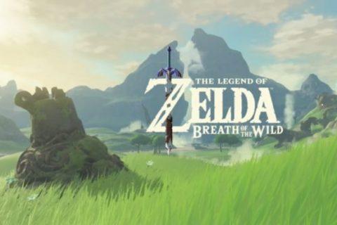 『ゼルダの伝説 ブレス オブ ザ ワイルド』は発売日を見直し、本体と同時の3月に発売との噂