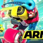 Nintendo Switchの新作『ARMS』はモーションコントローラーはあくまでオプションであると発表
