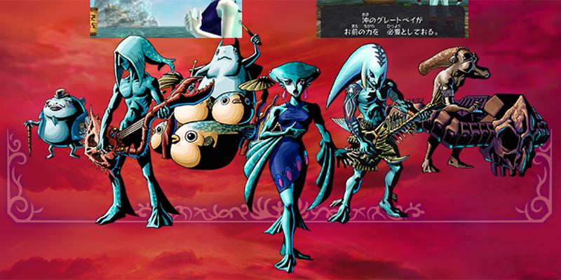 ゼルダの伝説 時のオカリナ キャラクター